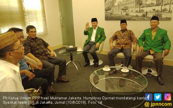 Humphrey Djemat Berupaya Islah dengan PPP Kubu Romi - JPNN.COM