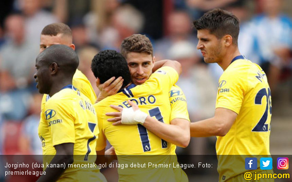 Chelsea Pimpin Pekan Pertama Premier League dengan Indah - JPNN.COM