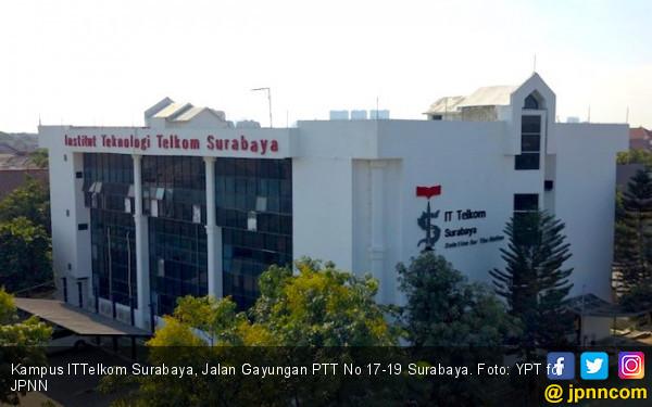 Hamdalah, Tak Lama Lagi ITTelkom Surabaya Terima Mahasiswa - JPNN.COM