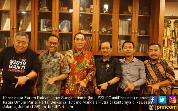 Tommy Soeharto Dukung 2019 Ganti Presiden - JPNN.COM