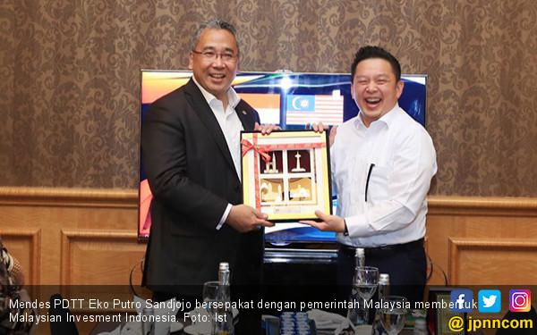 Investasi Malaysia di Indonesia Capai USD 7,2 Juta - JPNN.COM