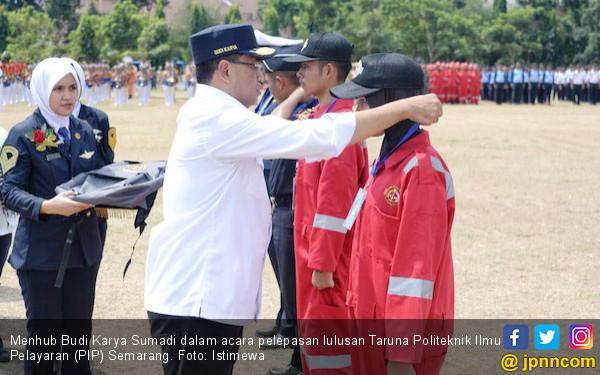1.000 Warga Semarang Diberi Pelatihan Kerja dari Kemenhub - JPNN.COM