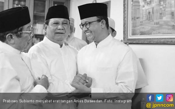 Ada Apa Antara Prabowo dan Anies Baswedan? - JPNN.COM