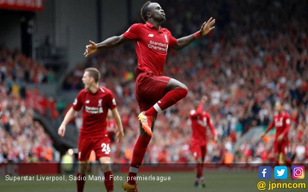 Liverpool Gusur Chelsea dari Puncak Klasemen Premier League - JPNN.COM