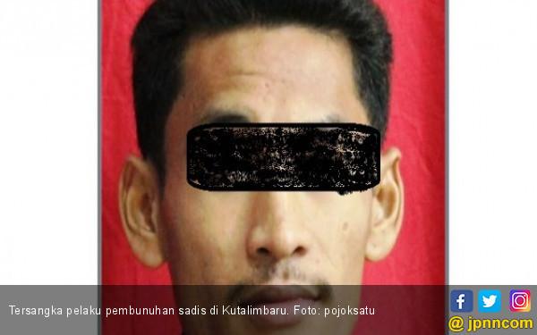 Pembunuh Sadis Pensiunan TNI AU Berhasil Ditangkap di Binjai - JPNN.COM