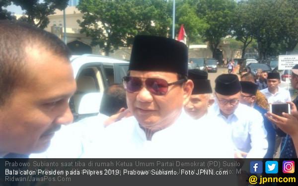 Pilpres 2019: Prabowo, Tentara Takut Jarum Suntik - JPNN.COM