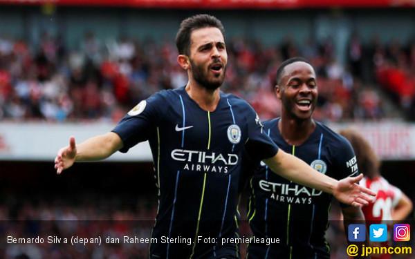 Sumpah Guardiola Usai Manchester City Memukul Arsenal - JPNN.COM