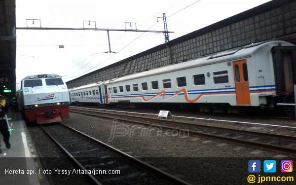 Kontrak Subsidi Kereta Api Perintis Rp159 Miliar, Turun 11 Persen - JPNN.com
