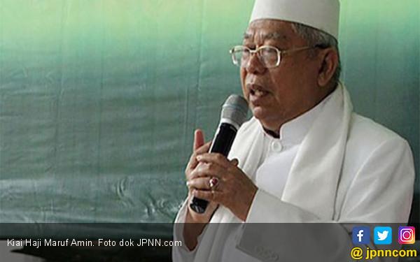 Sekjen Fornas: Ma'ruf Amin Tidak Menyalahi Aturan - JPNN.com
