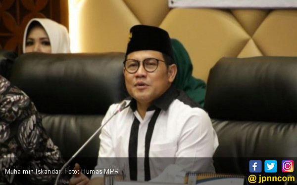 Cak Imin Minta Partai Gagal Electoral Threshold Gabung PKB - JPNN.COM