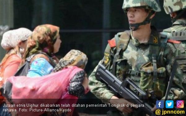 Arab Saudi, UEA dan Pakistan Bela Tiongkok soal Muslim Uighur Xinjiang - JPNN.com