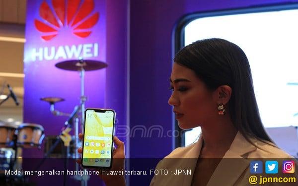 Pascaboikot Oleh Amerika, Huawei Segera Bangun Pabrik Chipset di Inggris - JPNN.com