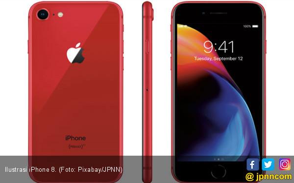 iPhone 8 Bermasalah, Klaim Perbaikan Tanpa Biaya - JPNN.COM