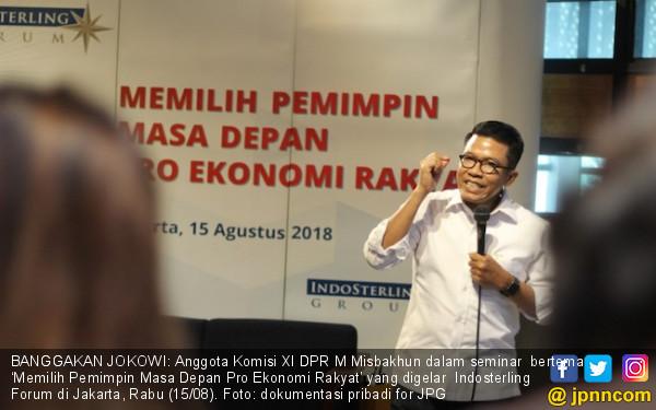 Bela Jokowi, Misbakhun Sarankan Prabowo Introspeksi - JPNN.COM