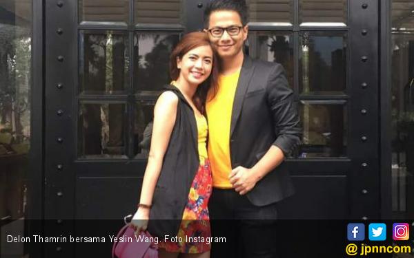 Delon Thamrin Akui Masih Cinta Yeslin Wang - JPNN.COM