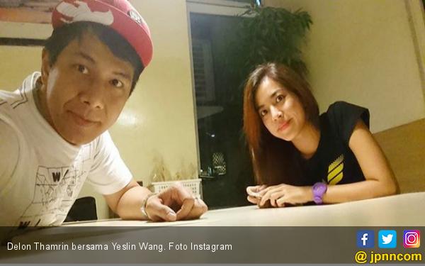 Putri Juby Bantah Jadi Penyebab Perceraian Delon dan Yeslin - JPNN.com