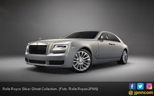 Cara Unik Rolls-Royce Kampanyekan Calon Ghost Terbaru kepada Para Sultan - JPNN.com