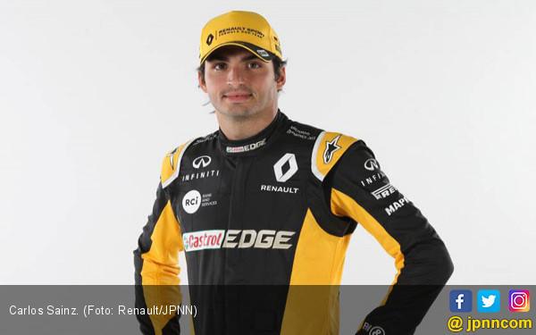 Gantikan Posisi Alonso di McLaren, Sainz: Ini Mimpi - JPNN.com