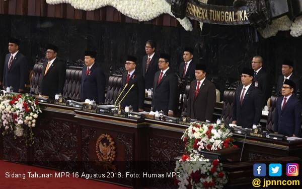 Gus Aang Usul Semua Anggota MPR Harus Menghadiri Sidang Tahunan - JPNN.com