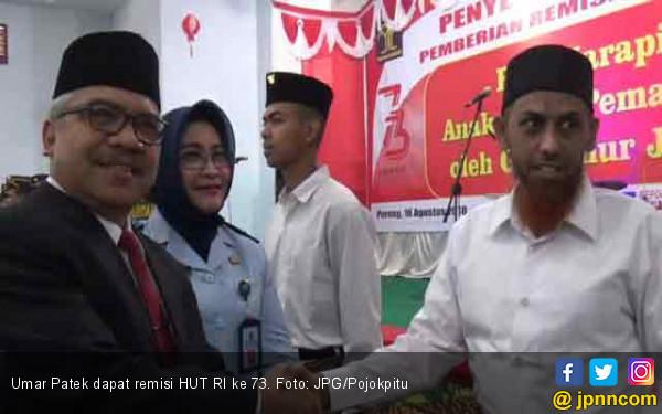Umar Patek Dapat Remisi HUT RI ke 73, Susy Beri Selamat - JPNN.com