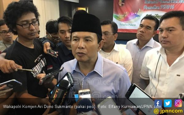 Polri Tidak Segan Tembak Perusuh Pemilu 2019 - JPNN.COM