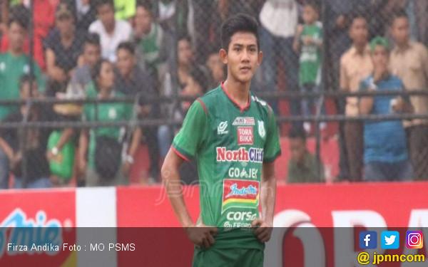 Firza Andika Akhirnya Ungkap Alasannya Tinggalkan PSMS Medan - JPNN.COM