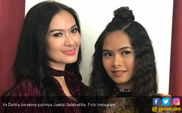 Setelah Ramai Di-bully, Anak Iis Dahlia Akhirnya Minta Maaf - JPNN.com