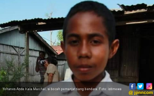 Detik-detik Johni Lari dari Barisan, Panjat Tiang Bendera - JPNN.COM