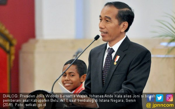 Jokowi Bawa Tiga Isu Penting ke Parlemen Vietnam - JPNN.COM