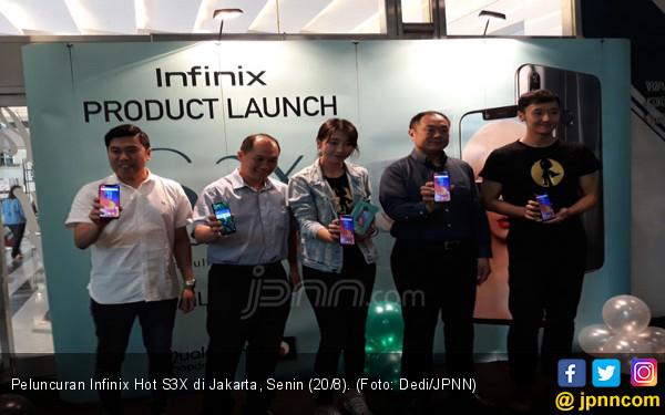 Sambut Harbolnas, Smartphone Infinix Tebar Diskon di Lazada - JPNN.COM