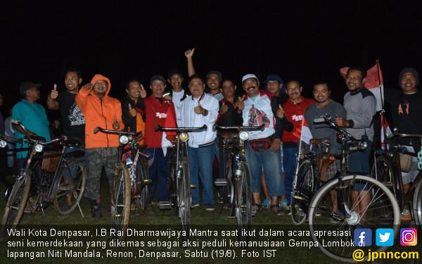 Pemkot Denpasar Gelar Aksi Peduli Kemanusiaan Gempa Lombok - JPNN.COM