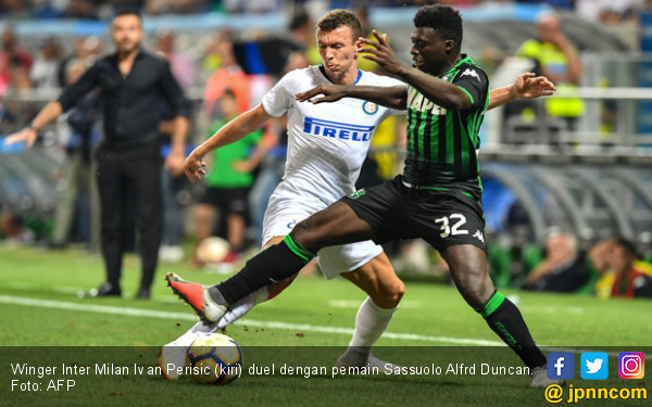 Serangan Balik dan Penalti Bikin Inter Milan Patah Hati - JPNN.COM
