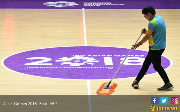 Kalah, Tim Basket Putra ke Perempat Final Asian Games 2018 - JPNN.com