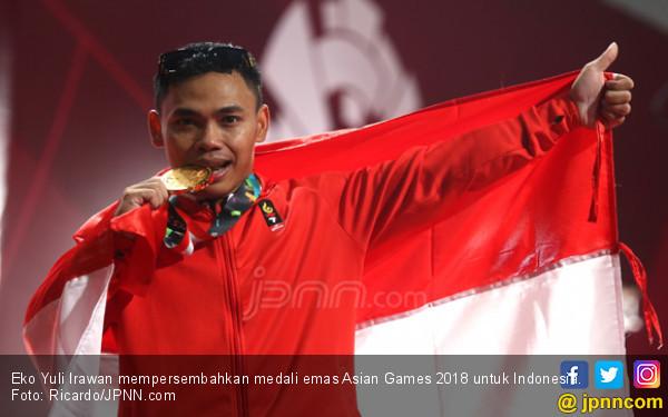 Dulu Penggembala Kambing, Ingin Bangun Akademi Angkat Besi - JPNN.COM