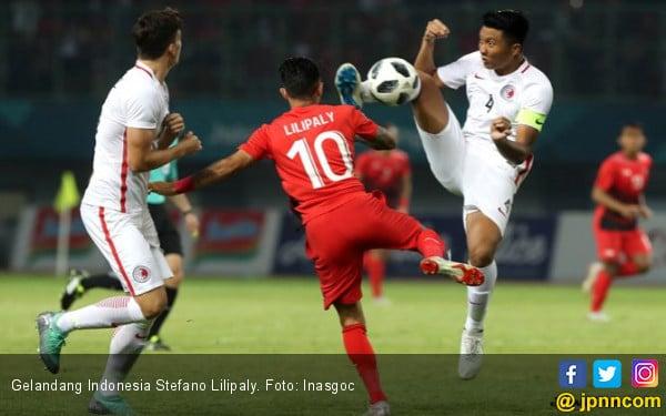 Lilipaly Hilang Dari Starting XI Indonesia vs Singapura? - JPNN.COM