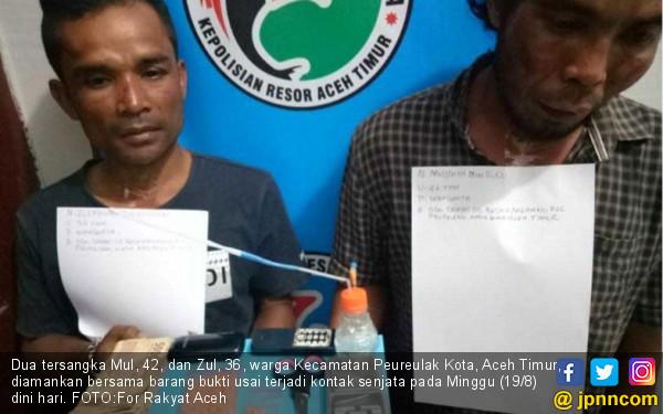 Polisi Sebut DPO Johansyah Miliki Dua Pucuk Senjata Api - JPNN.com
