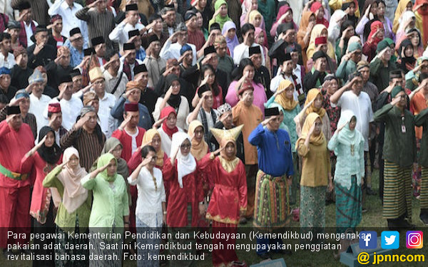 Kemendikbud Ungkap Penyebab Bahasa Kerinci Terancam Punah - JPNN.com