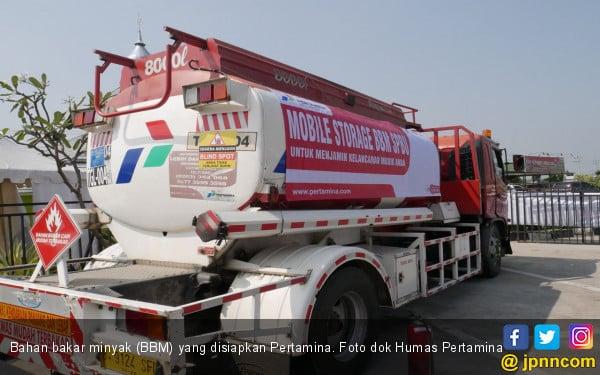 PascaErupsi Krakatau, Penyaluran BBM dan LPG Aman? - JPNN.COM