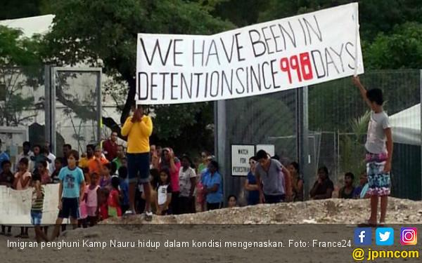Australia Usir Dokter di Kamp Pencari Suaka Nauru - JPNN.COM