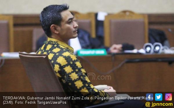 Semoga Kasus Zumi Zola Jadi Pembelajaran bagi Kader PAN - JPNN.COM