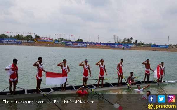 Strategi Timnas Dayung Loloskan 5 Atlet ke Olimpiade 2020 - JPNN.COM