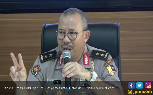 Catat, Polri Tak Campuri Pencegahan Habib Rizieq di Saudi - JPNN.COM