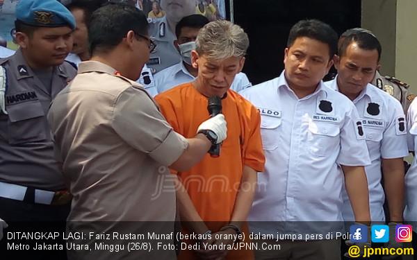 Triawan Munaf Berharap Rehabilitasi Fariz RM Sampai Tuntas - JPNN.com