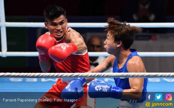 Farrand Papendang Lolos ke Perempat Final Asian Games 2018 - JPNN.com