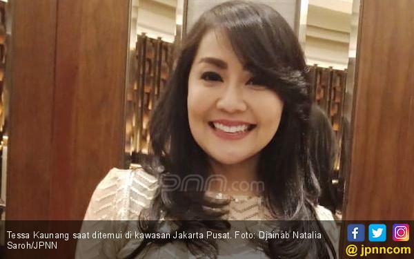 Tessa Kaunang Masih Rahasiakan Alasan Bercerai - JPNN.com