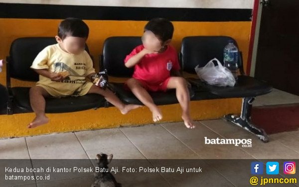 Sekap dan Aniaya Dua Bocah, Ayah-Anak Resmi Jadi Tersangka - JPNN.COM
