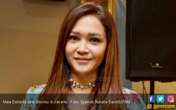 Maia Estianty: Namanya Sekarang Mulan Jameela - JPNN.com