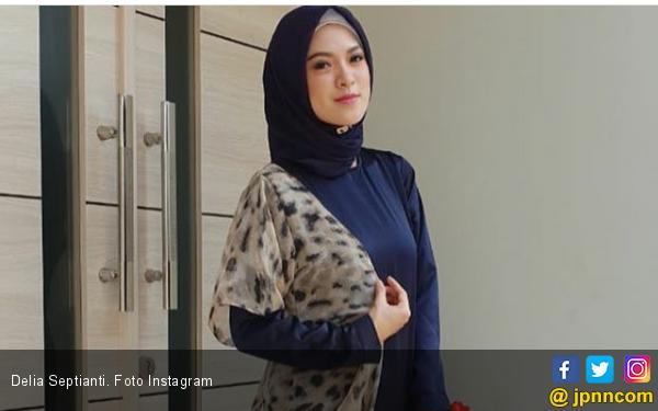 Delia Septianti Jawab Rasa Penasaran Warganet - JPNN.COM