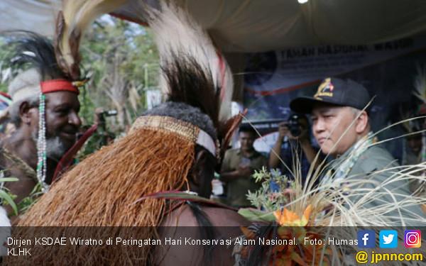 Selamatkan Alam Konservasi Indonesia Lewat Peringatan HKAN - JPNN.com