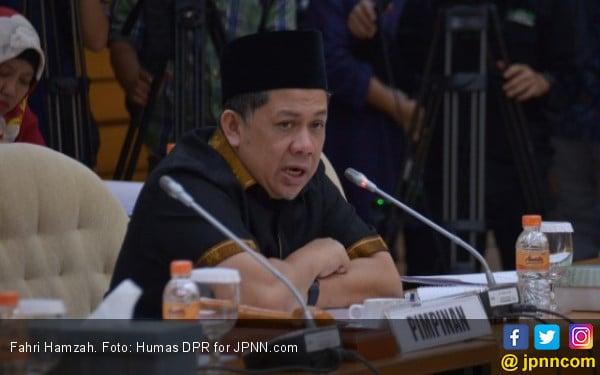 Menanggapi Putusan MA, Fahri Hamzah Minta PKPU Diubah - JPNN.COM